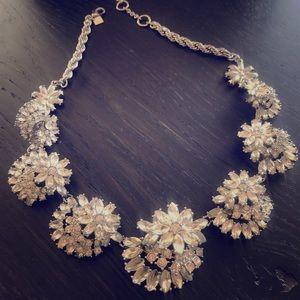 Diamanté Dress Diamond necklace